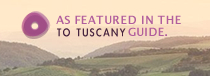 To Tuscany Guide