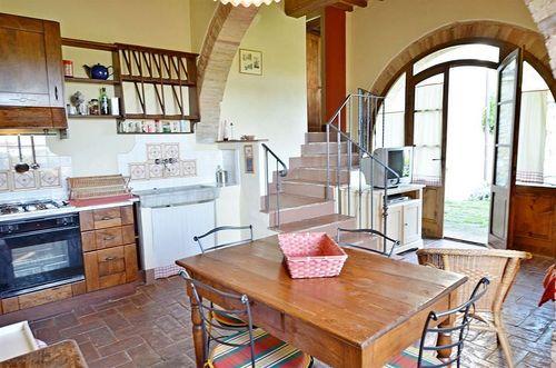 Tuscany Villa Ruber - Podere Casanuova - Rental in San Gimignano ...