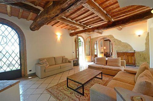 Tuscany Villa Villa Sornano - Rental in Sornano - Poggibonsi ...