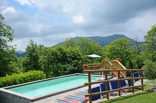 tuscany villa cuculiera rental in pescaglia lucca tuscany. Black Bedroom Furniture Sets. Home Design Ideas