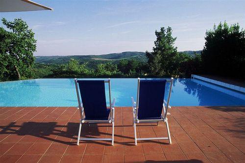 Tuscany Villa Palazzino 9 - San Polo in Rosso - Rental in Lecchi in ...