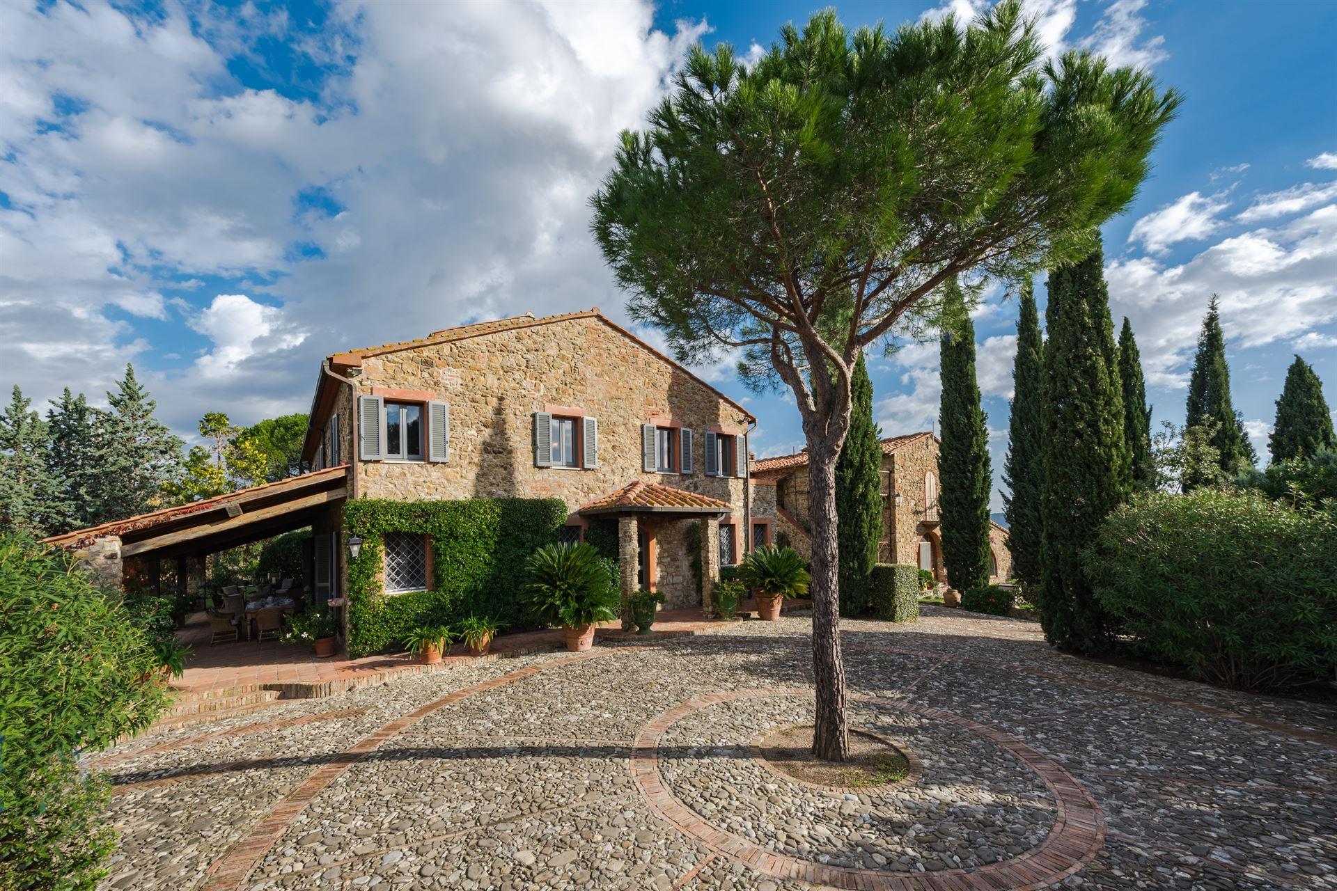 Tuscany Villa Podere Sant\'Alessandro - Rental in Scarlino - Grosseto ...