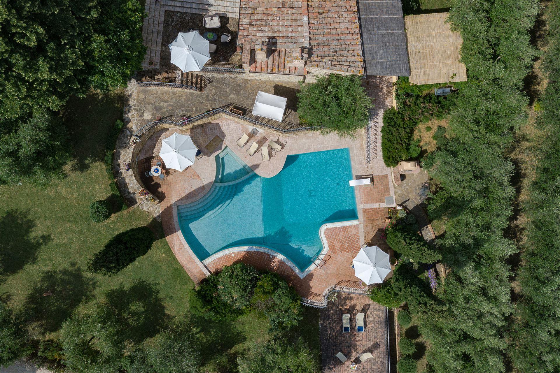Tuscany Villa Villa Sornano   Rental In Sornano   Poggibonsi   Siena    Tuscany